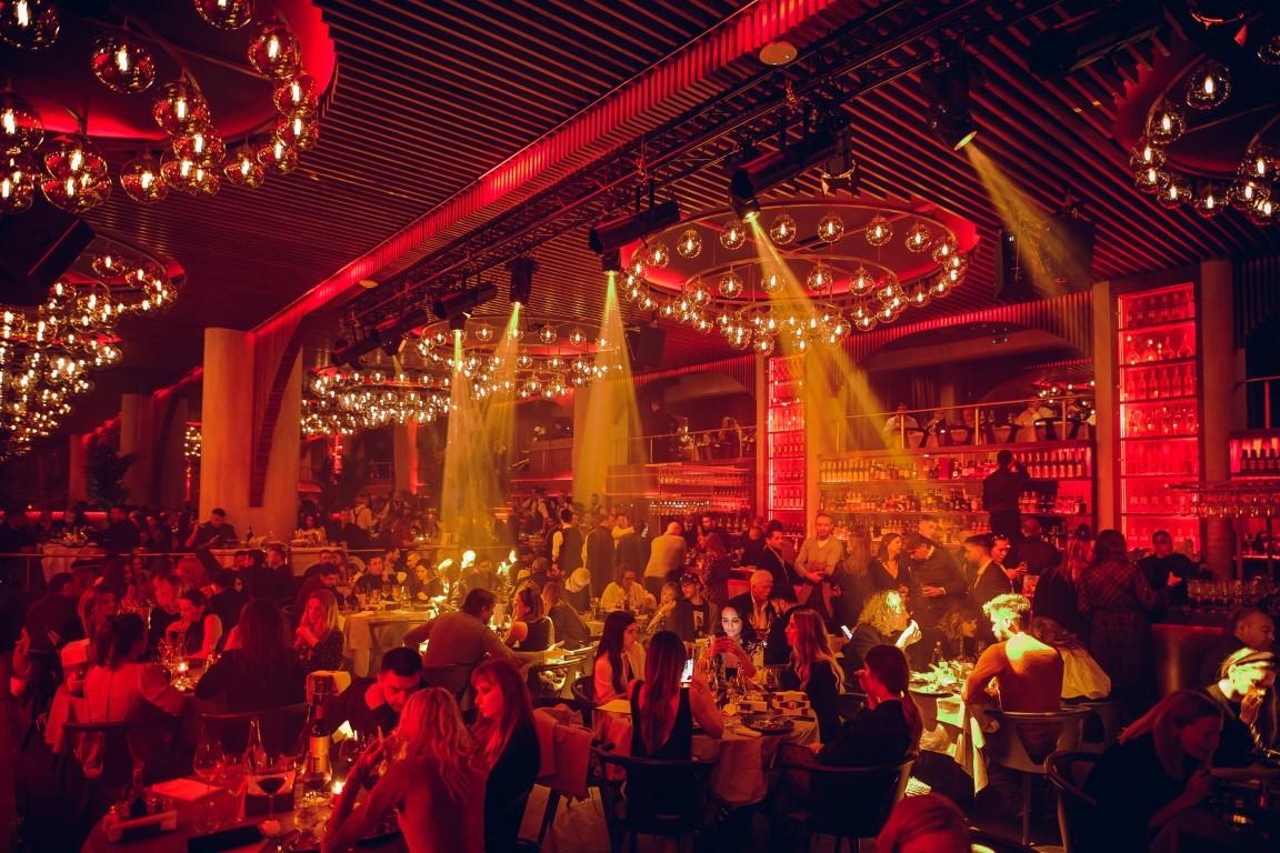 Lafayette Cuisine Cabaret Club